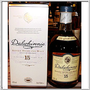 Dalwhinnie 15 Years - Highland Whisky